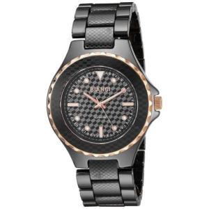 腕時計 ロベルトビアンキ レディース Roberto Bianci Women's Casaria Quartz Black Ceramic Watch RB2800|aurora-and-oasis