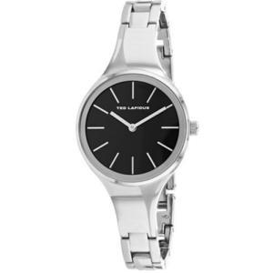 腕時計 テット ラピドス レディース Ted Lapidus Women's Classic Quartz Stainless Steel Watch A0722ANIW|aurora-and-oasis