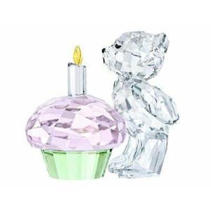 置き物 スワロフスキー バルーンベア Swarovski Kris Bear Time to Celebrate 5301570|aurora-and-oasis