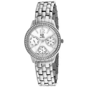腕時計 ロベルトビアンキ レディース Roberto Bianci Women's Valentini Stainless Steel Watch RB0840|aurora-and-oasis