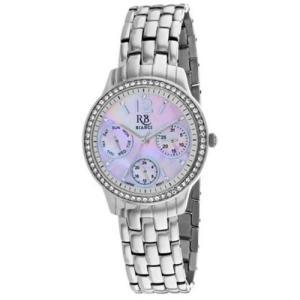 腕時計 ロベルトビアンキ レディース Roberto Bianci Women's Valentini Stainless Steel Watch RB0842|aurora-and-oasis