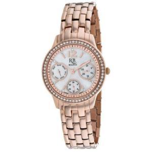 腕時計 ロベルトビアンキ レディース Roberto Bianci Women's Valentini Stainless Steel Watch RB0843|aurora-and-oasis