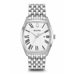 腕時計 ブローバ レディース Bulova 96M145 Ambassador Women's Watch Silver 31.5x37.8mm Stainless Steel aurora-and-oasis