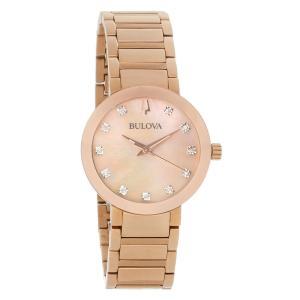 腕時計 ブローバ レディース Bulova 97P132 Modern Women's Watch Rose Gold 30mm Stainless Steel aurora-and-oasis