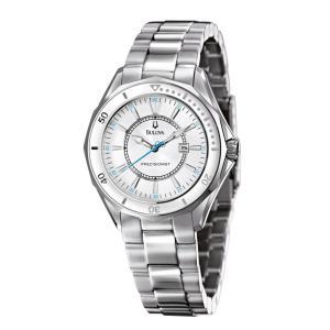 腕時計 ブローバ レディース Bulova Women's 96M123 WINTER PARK Classic round bracelet Watch aurora-and-oasis