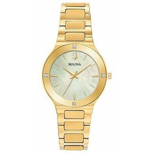 腕時計 ブローバ レディース Bulova 97R102 Millenia Women's Watch Gold 32mm Stainless Steel aurora-and-oasis