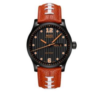 腕時計 ミドー メンズ Mido Multifort MD M005.430.36.050.80 Leather Analog Automatic Men's Watch aurora-and-oasis
