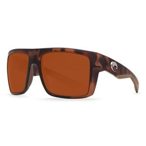 サングラス コスタデルマール ユニセックス Costa Del Mar Unisex MTU 66 OCP Motu Sunglasses 580P Frame Brown Lens|aurora-and-oasis