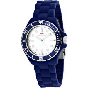 腕時計 シープロ レディース Seapro Women's Spring Swiss Quartz Blue Plastic/Silicone Watch SP3212|aurora-and-oasis