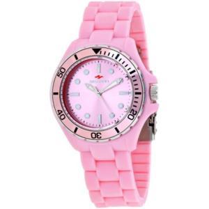 腕時計 シープロ レディース Seapro Women's Spring Swiss Quartz Pink Plastic/Silicone Watch SP3213|aurora-and-oasis