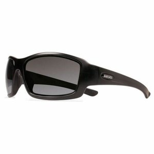 サングラス レヴォ ユニセックス Revo Unisex RE 4057 01 GY Bearing Sunglasses Black Frame Gray Lens|aurora-and-oasis
