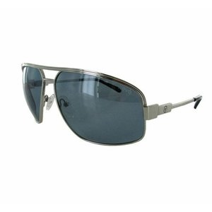 サングラス レヴォ メンズ Revo Men's RB 1002 03 BBU Stargazer Sunglasses Silver Frame Blue Lens|aurora-and-oasis