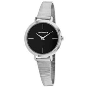 腕時計 テット ラピドス レディース Ted Lapidus Women's Classic Quartz Stainless Steel Watch A0712INIX|aurora-and-oasis