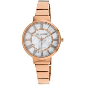 腕時計 テット ラピドス レディース Ted Lapidus Women's Classic Quartz Rose Gold Stainless Steel Watch A0714UARX|aurora-and-oasis