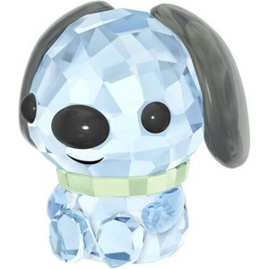 置き物 スワロフスキー ドッグ Swarovski Zodiac - Loyal Dog Crystal Figurine 5302553|aurora-and-oasis
