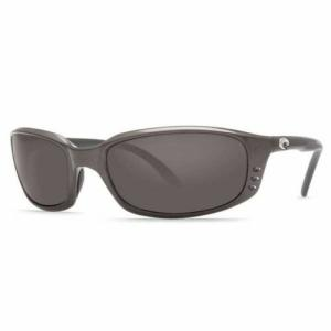 サングラス コスタデルマール ユニセックス Costa Del Mar Unisex BR 11 OGP Brine Sunglasses 580P Frame Black Lens|aurora-and-oasis
