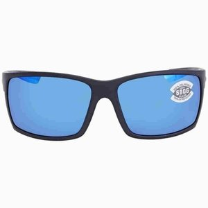 サングラス コスタデルマール ユニセックス Costa Del Mar Unisex RFT 01 OBMGLP  Reefton Sunglasses Blue Mirror Polarized Frame|aurora-and-oasis