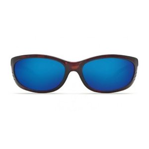 サングラス コスタデルマール ユニセックス Costa Del Mar Unisex FA10OBMP Fathom Sunglasses Blue Mirror Polarized Frame Blue|aurora-and-oasis