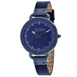 腕時計 ジャンポール ゴルチエ レディース Jean Paul Gaultier Women's Index Stainless Steel Watch 8504313|aurora-and-oasis