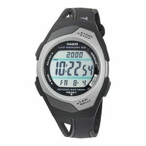 腕時計 カシオ メンズ Casio Men's Runner Eco Friendly Digital Watch STR300C-1|aurora-and-oasis