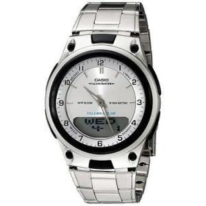腕時計 カシオ メンズ Casio Men's AW80D-7A Sports Chronograph Alarm 10-Year Battery Databank Watch|aurora-and-oasis