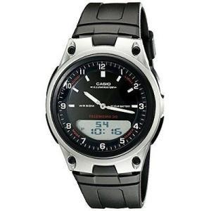 腕時計 カシオ メンズ Casio Men's AW80-1AV Forester Ana-Digi Databank 10-Year Battery Watch|aurora-and-oasis