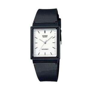 腕時計 カシオ メンズ Casio Men's Analog Quartz Water Resistant Black Resin Watch MQ27-7E|aurora-and-oasis