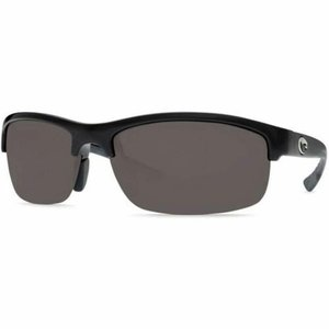 サングラス コスタデルマール ユニセックス Costa Del Mar Unisex AT 11 OGP Cat Cay Sunglasses 580P Frame Gray Lens|aurora-and-oasis