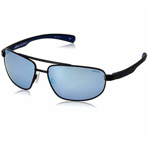 サングラス レヴォ ユニセックス Revo Unisex RE 1018 01 BL Wraith Sunglasses Black Frame Blue Lens|aurora-and-oasis
