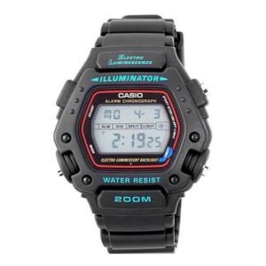 腕時計 カシオ メンズ Casio Men's Classic Alarm Chronograph Shock Resistant Sport Watch DW290-1V|aurora-and-oasis