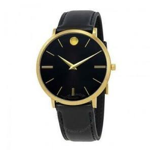 腕時計 モバード レディース Movado Women's Ultra Slim Stainless Steel Watch 607087|aurora-and-oasis