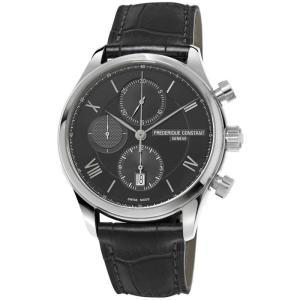腕時計 フレデリック・コンスタント メンズ Frederique Constant Runabout Men's FC-392MDG5B6 Automatic Chronograph 42mm Watch|aurora-and-oasis