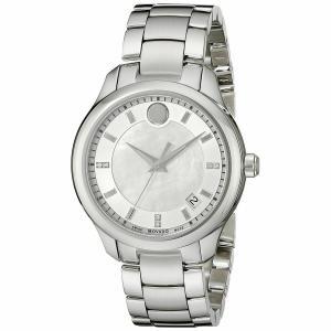 腕時計 モバード レディース Movado 0606978 Women's Bellina White    Quartz Watch|aurora-and-oasis