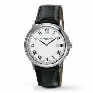 腕時計 レイモンドウイル メンズ Raymond Weil 54661-STC-00300 Men's Tradition White    Quartz Watch|aurora-and-oasis