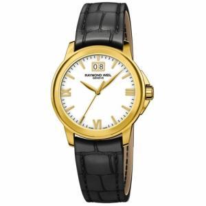 腕時計 レイモンドウイル メンズ Raymond Weil 5476-P-00307 Men's Tradition White Quartz Watch|aurora-and-oasis