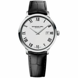 腕時計 レイモンドウイル メンズ Raymond Weil 5488-STC-00300 Men's Toccata White Quartz Watch|aurora-and-oasis