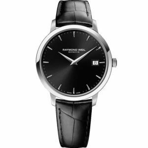 腕時計 レイモンドウイル メンズ Raymond Weil 5588-STC-20001 Men's Toccata Black Quartz Watch|aurora-and-oasis