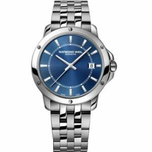 腕時計 レイモンドウイル メンズ Raymond Weil  5591-ST-50001 Men's Tango Blue Quartz Watch|aurora-and-oasis