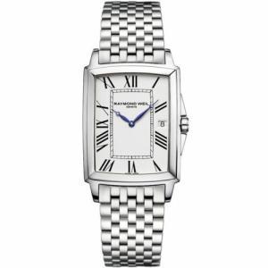 腕時計 レイモンドウイル メンズ Raymond Weil  5597-ST-00300 Men's Tradition Silver Quartz Watch|aurora-and-oasis