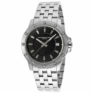 腕時計 レイモンドウイル メンズ Raymond Weil  5599-ST-20001 Men's Tango Black Quartz Watch|aurora-and-oasis