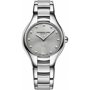 腕時計 レイモンドウイル レディース Raymond Weil  5132-ST-65081 Women's Noemia  Grey Quartz Watch|aurora-and-oasis