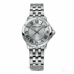 腕時計 レイモンドウイル レディース Raymond Weil  5391-ST-00300 Women's Tango White Quartz Watch|aurora-and-oasis