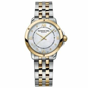 腕時計 レイモンドウイル レディース Raymond Weil  5391-STP-00995 Women's Tango Mother of pearl Quartz Watch|aurora-and-oasis