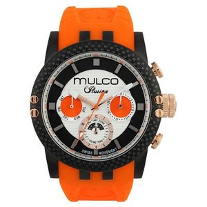 腕時計 マルコ Mulco Unisex MW3-11169-305 Lincoln Illusion Chronograph Swiss Movement Watch|aurora-and-oasis