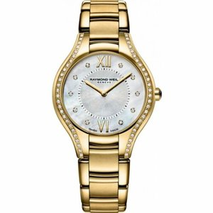 腕時計 レイモンドウイル レディース Raymond Weil 5132-PS-00985 Women's Noemia Mother of Pearl Quartz Watch|aurora-and-oasis