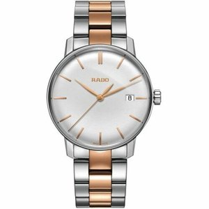 腕時計 ラドー メンズ Rado R22864022 Men's Coupole Classic  Silver Quartz Watch|aurora-and-oasis