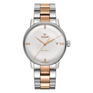 腕時計 ラドー メンズ Rado R22860722 Men's Coupole Silver Automatic Watch|aurora-and-oasis