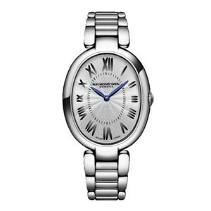腕時計 レイモンドウイル レディース Raymond Weil 1700-ST-00659 Women's Shine Silver Quartz Watch|aurora-and-oasis
