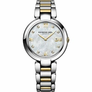 腕時計 レイモンドウイル レディース Raymond Weil 1600-STP-00995 Women's Shine Mother of Pearl Quartz Watch|aurora-and-oasis