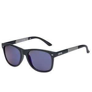 サングラス ケネスコール メンズ Kenneth Cole Reaction Soft Square Matt Black Plastic Sunglass KC1259 02X|aurora-and-oasis